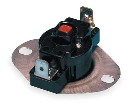 Thermostat, Adjustable Limit, 120/240V