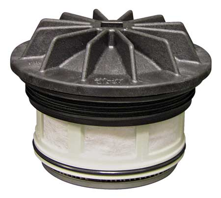 Fuel Filter, 3-7/16 x 3-27/32 x 3-7/16 In