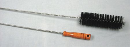 Furnace Brush, Black Brristles, OAL 48 In