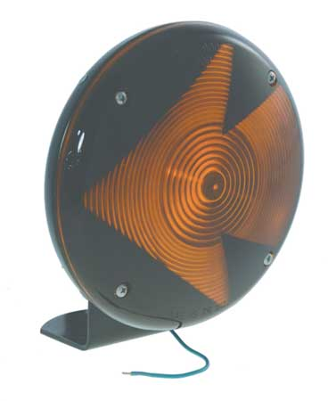 STT Lamp, Jumbo, Single Face, Yellow
