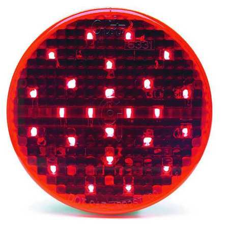 Stop/Tail/Turn LED Lamp, Red