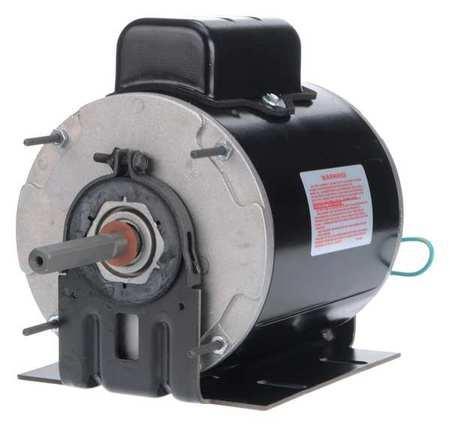 Motor, PSC, 1/3 HP, 1100, 115/230V, 48Z, TEAO