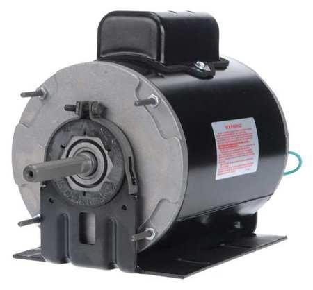 Motor, PSC, 1/2 HP, 1100, 115/230V, 48Z, TEAO