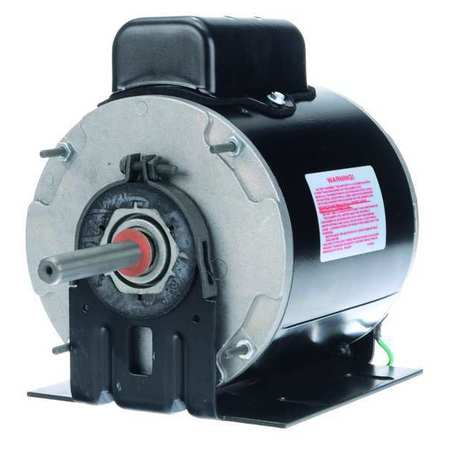 Motor, PSC, 1/4 HP, 1100, 115/230V, 48Z, TEAO