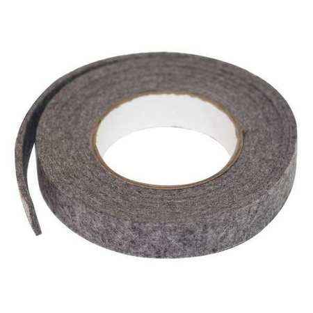 Felt Strip, F7, 1/4 In T, 1/4 x 120 In