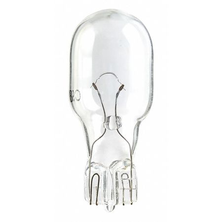 Miniature Lamp, 921, 18W, T5, 12.8V, PK10