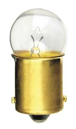 Miniature Lamp, 631, 8.8W, G6, 14V, PK10