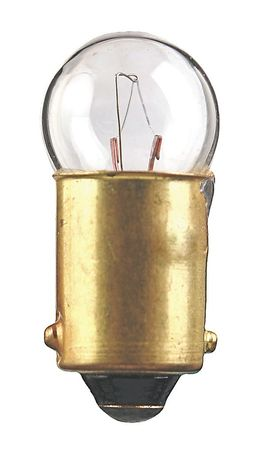 Miniature Lamp, 356, 4.8W, G3 1/2, 28V, PK10