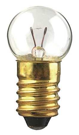 Miniature Lamp, 425, 2.5W, G4 1/2, 5V, PK10