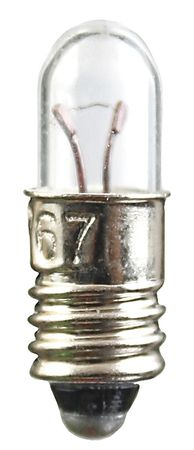 LUMAPRO 0.5W,  T1 3/4 Miniature Incandescent Light Bulb