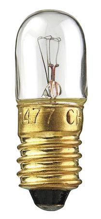 Miniature Lamp, 1477, 4.0W, T3, 24V, PK10