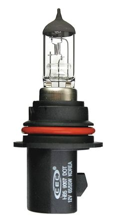 Miniature Lamp, 9007, 55/65W, T4 5/8, 12.8V