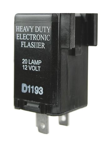 Electronic Flasher, Variable Load, EF42