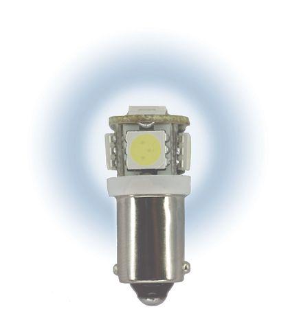 Mini LED Bulb, L24V-MB, 0.7W, T3 1/4, 24V