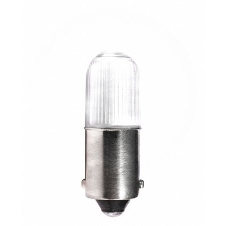 Mini LED Bulb, L24V-MB, 0.7W, T3 1/4, 24V