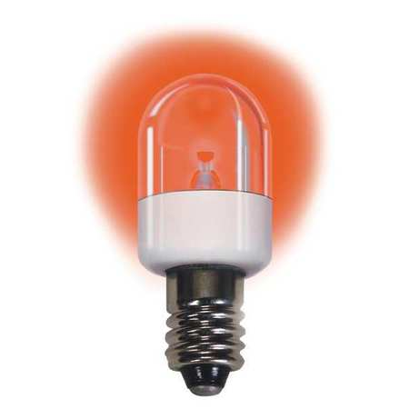 Mini LED Bulb, LM20145CS, 0.7W, T6, 145V