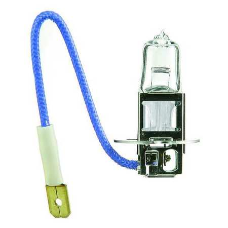 Miniature Lamp, H3 70/24V, 84W, T3 1/4, 24V