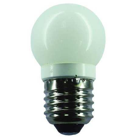 Mini LED Bulb, LM40F1WE26, 2.5W, G40