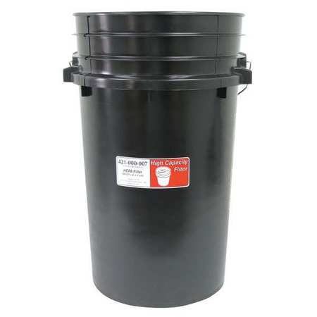 Filter, Cartridge Filter, 7 gal., HEPA