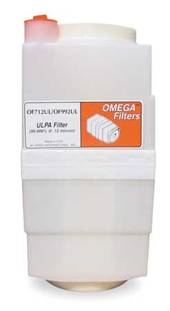 Filter, Cartridge Filter, 0.8 gal., ULPA
