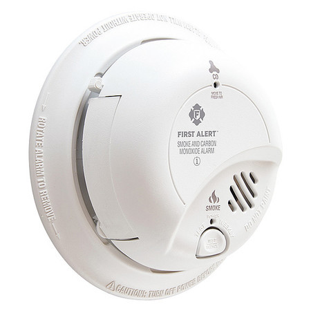 best deal! NIB battery operated SC05B BRK//First Alert Smoke /& CO detector
