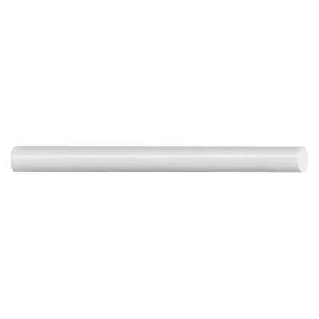 Paint Crayon, 3/8 In., White, PK144