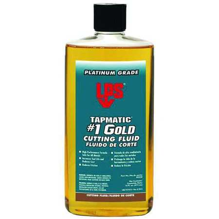 Cutting Oil, 16 oz, Squeeze Bottle