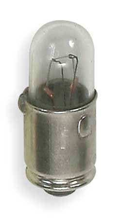 Miniature Incand. Bulb, 386, 1.0W, T1 3/4