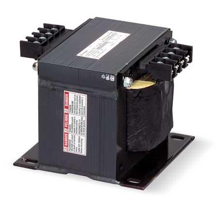 Control Transformer, 500VA, 4.43 In. H