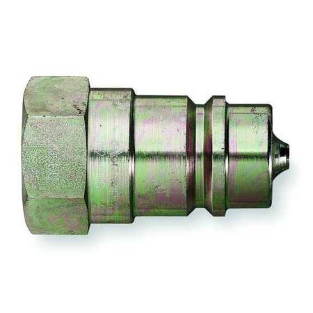 Coupler Nipple, 3/4-14, 3/4 In. Body, Steel