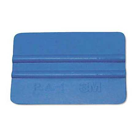 Hand Applicator, Vinyl, Blue, PK25