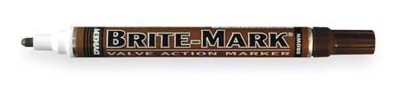 Paint Marker, Brite Mark(R) 916, Brown