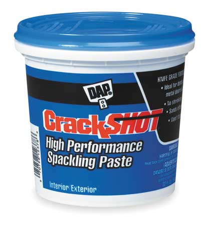 High Performance Spackling Paste, 1qtPail