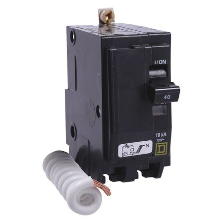 2P Switched Neutral Bolt On Circuit Breaker 40A 120VAC