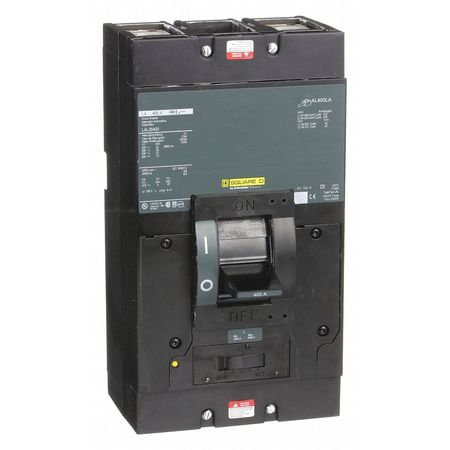 2P Standard Circuit Breaker 400A 600VAC