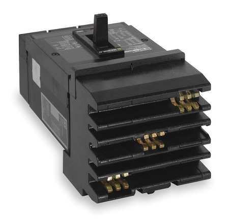 3P Standard Circuit Breaker 250A 600VAC