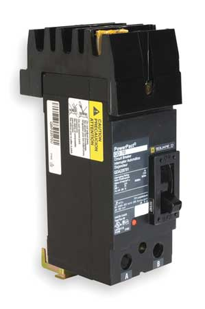 2P Standard Circuit Breaker 125A 240VAC