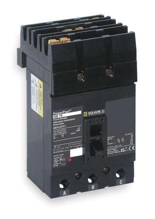 3P Standard Circuit Breaker 80A 240VAC