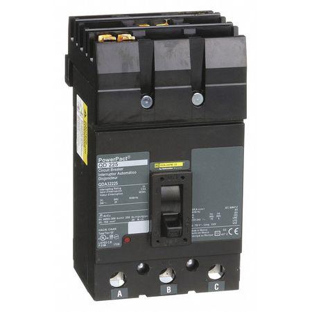 3P Standard Circuit Breaker 225A 240VAC