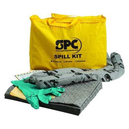 Spill Kit,  Universal,  Yellow