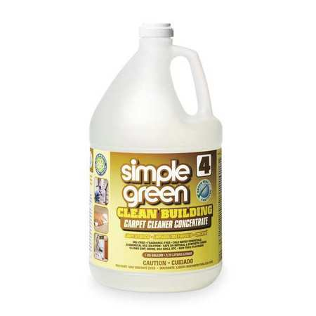Carpet Cleaner, 1 gal.Bottle, PK2