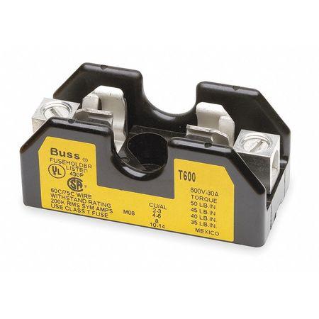 Fuse Block, Industrial, 100A, 1 Pole