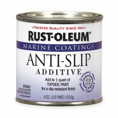Anti-Slip AdditiveClear, 4 oz