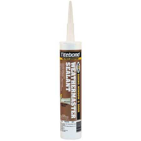 Sealant, 10.1 oz, White