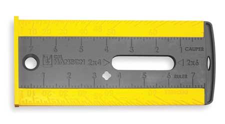 Slide Square, Polystyrene, 8.5 x 3.5 In