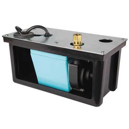 Condensate Pump, 1/12 HP, 120 Volt