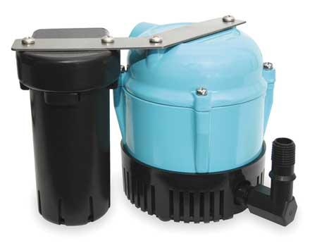 Condensate Pump, 1/150 HP, 120 Volt