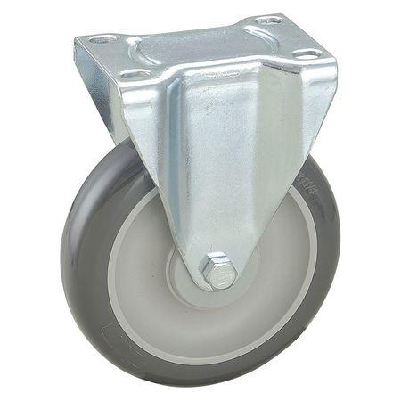 Rgd Plate Cstr, Polyurethane, 5 in, 315 lb.