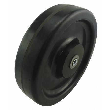 Caster Wheel, Phenolic, 10 in., 2500 lb.