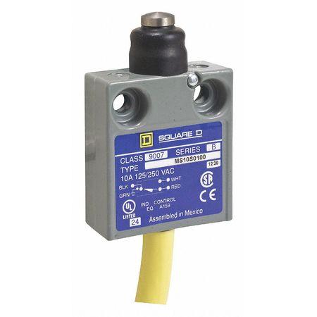 SPDT Limit Switch Plunger Nema 1,  2,  4,  6,  6P,  12,  13